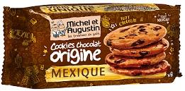6524 Super Cookies Choco Mexique 180g 10x5.50