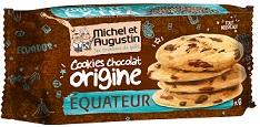 6523 Super Cookies Choco Equateur 180g 10x5.50