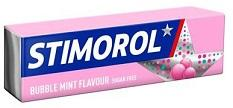 Stimorol Bubble Gum 14g 50x1.50