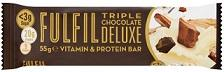 FULFIL Proteine Triple Choco 55g 15x2.90