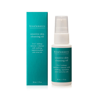 Sensitive Skin Cleansing Oil, Mini Size