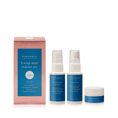 3-Step Mini Starter Set: Oily Skin