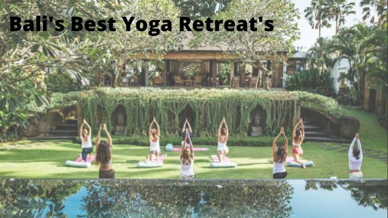 Bali's Best Yoga Retreat's