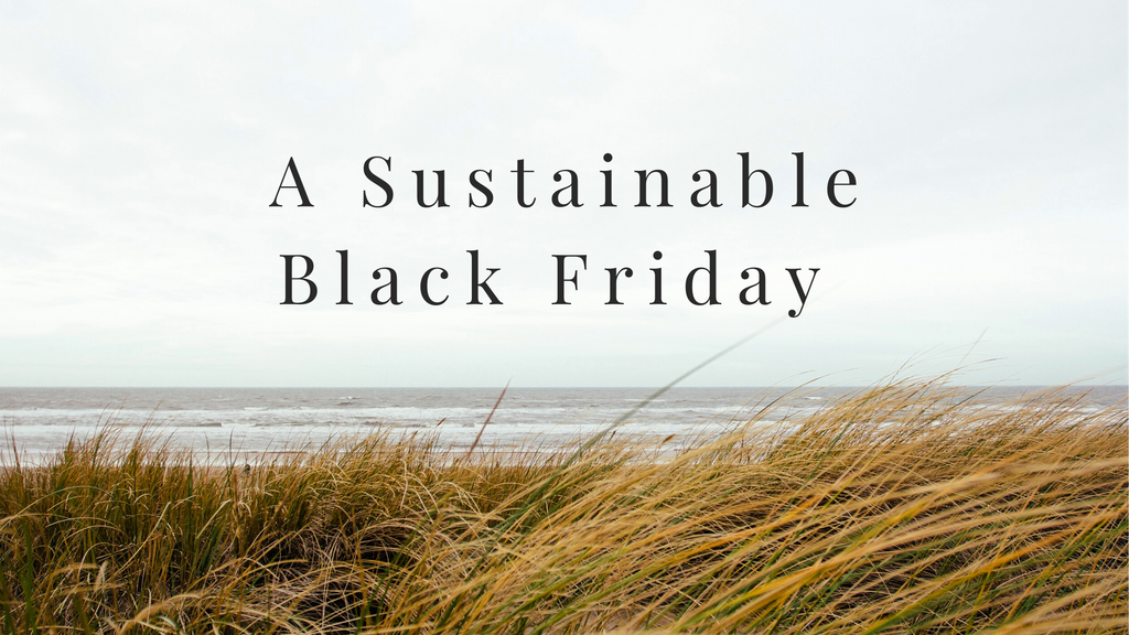Sustainable Black Friday
