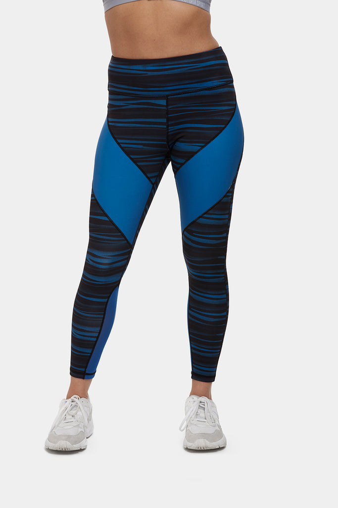 Stripe Gym Leggings - PerkyPeach