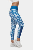Zigzag Gym Leggings