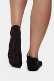 Get a Grip Bamboo Socks, Black - PerkyPeach