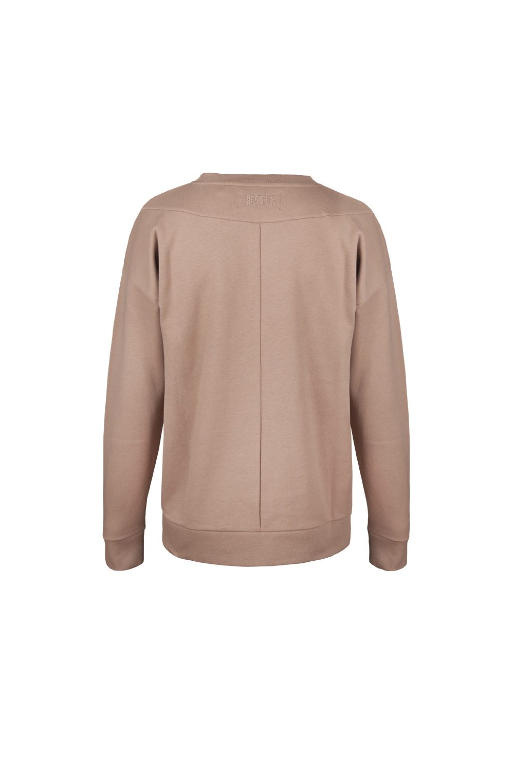 DROPPED SWEATER TAUPE