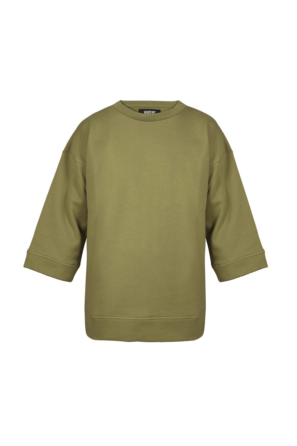 GLADIATOR SWEATER BURNT OLIVE