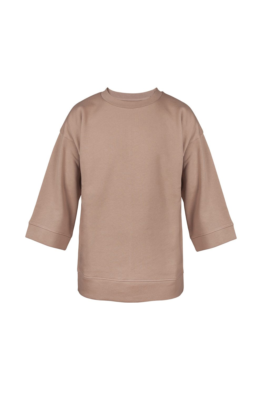 GLADIATOR SWEATER TAUPE