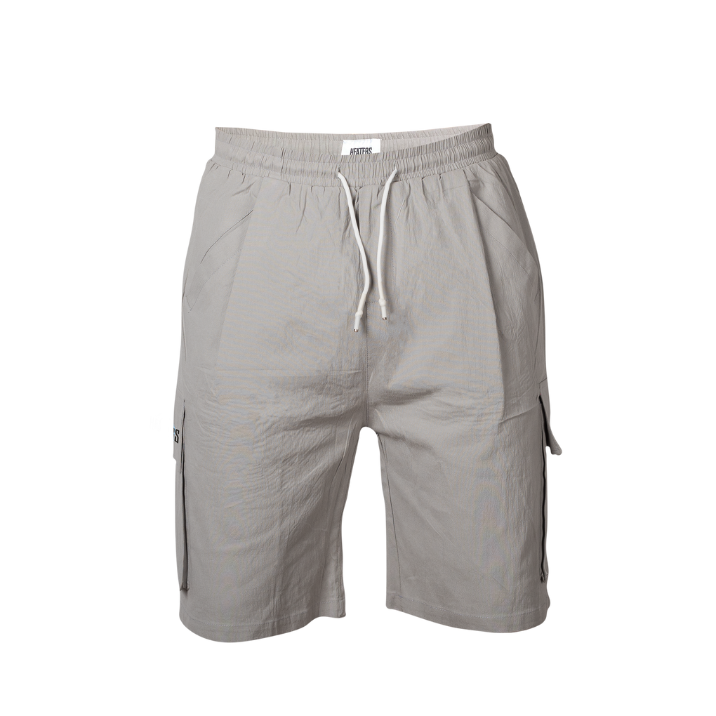 CARGO SHORTS LIGHT GREY