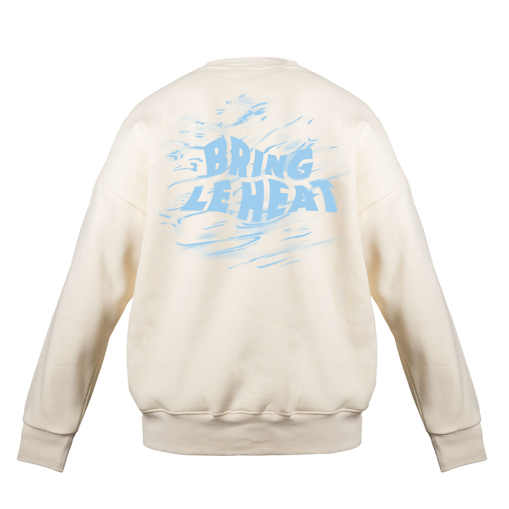 SWEATER CLOUD CREME
