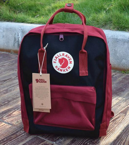 7/16/20L backpack OX Red / Black