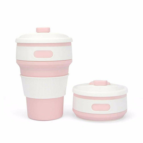350ml Silicone Travel Cup