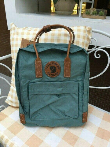 16L NO.2 Backpack Travel School Bags Frost Green