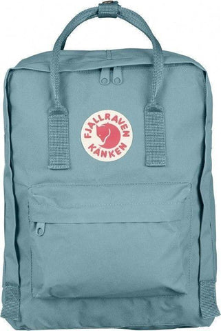 16L/ Classic BackPack Brand School Bag Travel Sky Blue