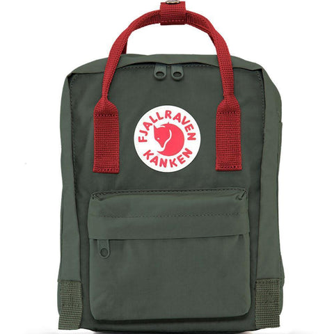 7/16/20LBackpack in Forest Green/Ox Red -40% OFF