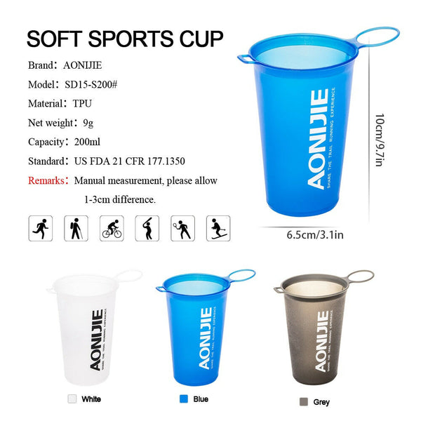 Foldable Camping Water Cup