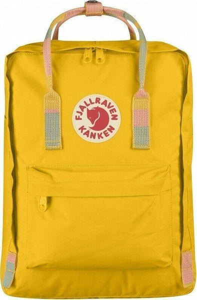 7/16/20L BACKPACK, Warm Yellow/Random Blocked