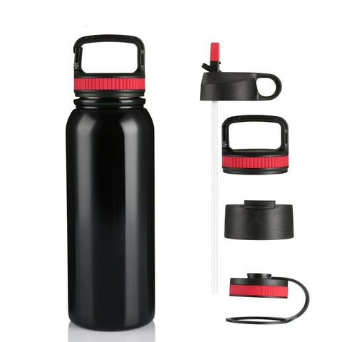 Flask Water Cup Outdoor Insulation