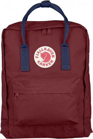 16L/ Classic BackPack Brand School Bag Travel Ox Red/Blue
