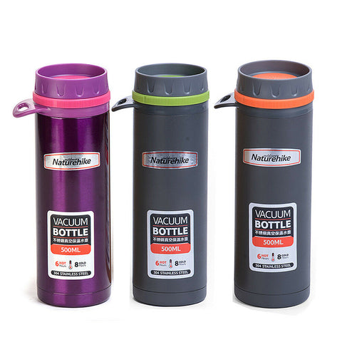 500ml Sport Thermos Water Cup