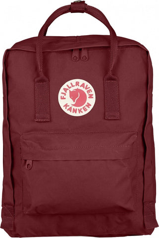16L/ BackPack Brand School Bag Travel Ox Red