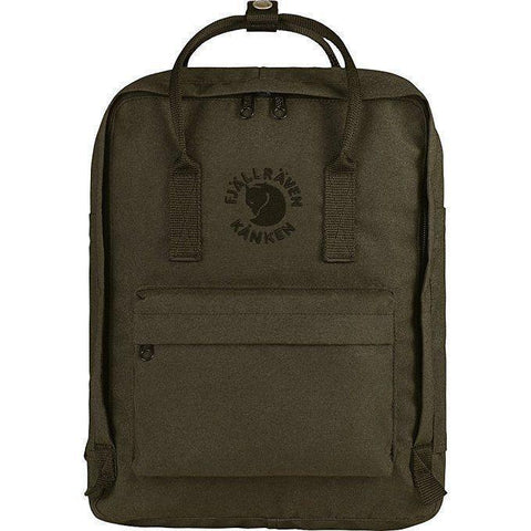 16L RE- backpack Dark Olive/Black
