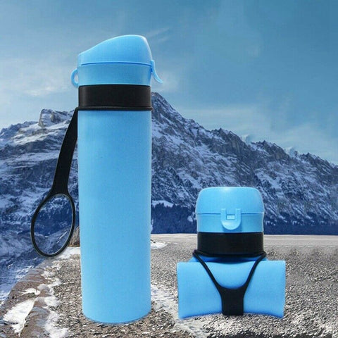 600 ML Drink Water Bottle Kettle Cup