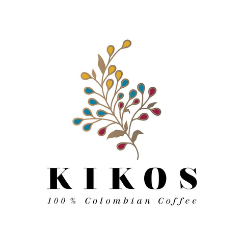 Kikos Coffee - 100% Colombian Coffee - Arabica Beans