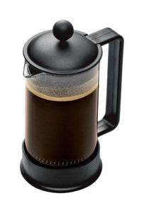 Bodum 12 oz. Black  Coffee and Tea French Press