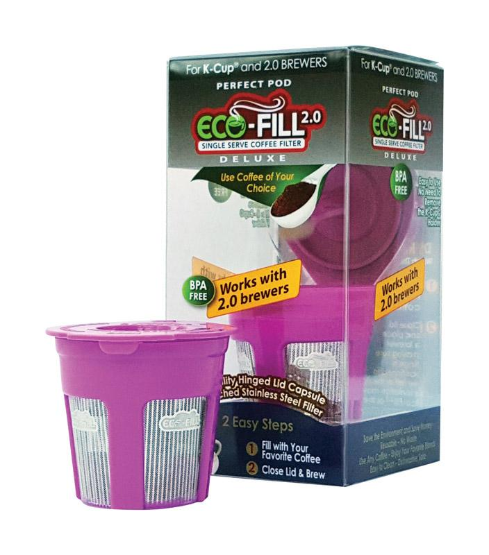Perfect Pod  Eco-Fill K Cup 2.0 - Brewer Maintenance Kit
