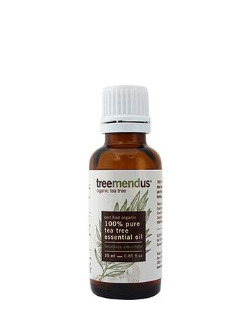 Organic Tea Tree Essential Oil - Kikos Coffee & Tea