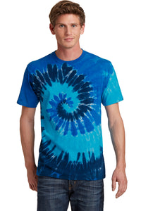 Port & Company Adult Tie Dye Tee