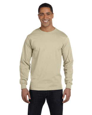 Hanes Beefy-T Long Sleeve T-Shirt