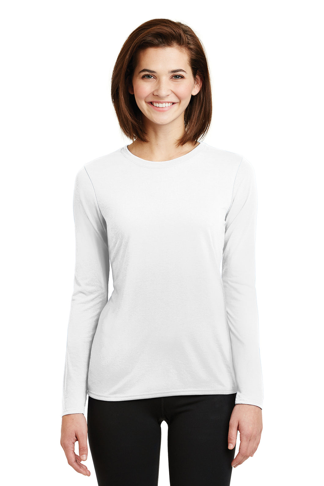 Gildan Performance Ladies Long Sleeve T-Shirt