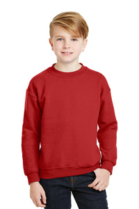Gildan Heavy Blend Youth Crewneck Sweatshirt