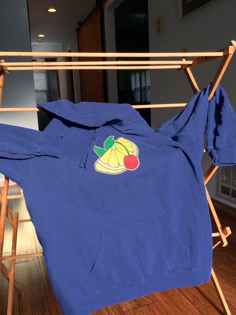 Lemon Cherry Sweatshirt