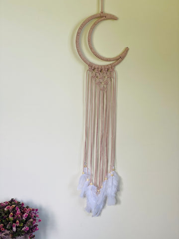 Moon dream catcher