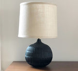Lionel Table Lamp in Black