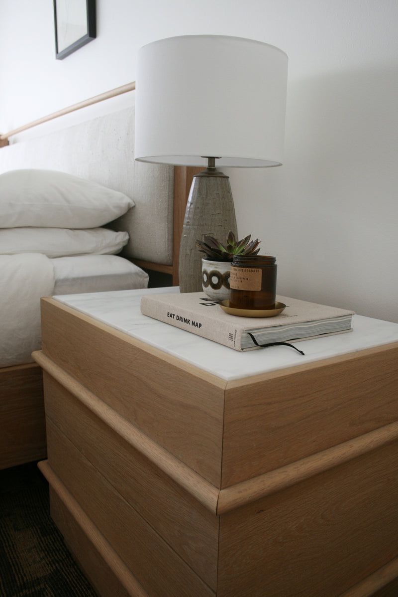 Reed Nightstand