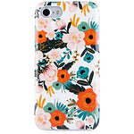 Floral Pattern Vintage Case iPhone Case - casenatic