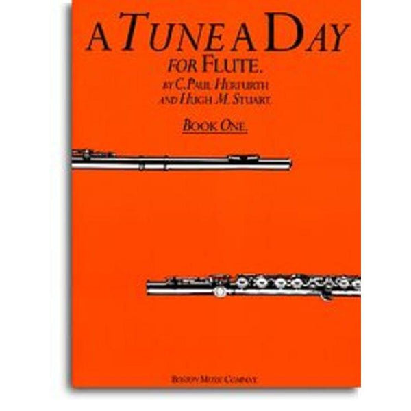 A TUNE A DAY FOR FLUTE BK 1