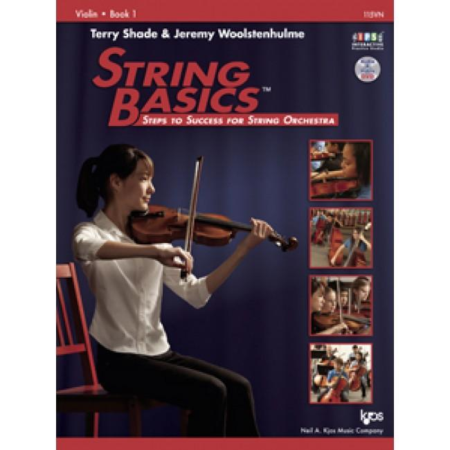 STRINGS BASICS VIOLIN BOOK 1