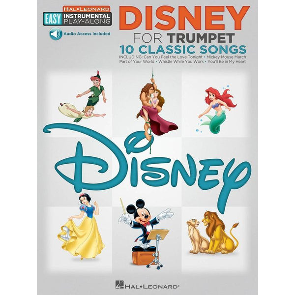 HAL LEONARD DISNEY FOR TRUMPET