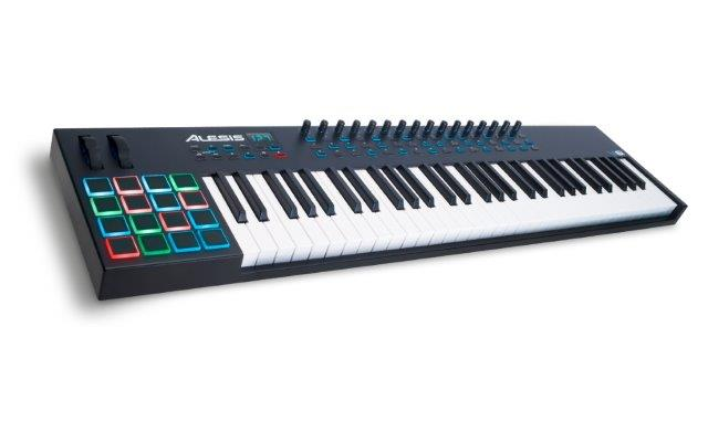 VI61 61-KEY ADVANCED USB KEYBOARD CONTROLLER