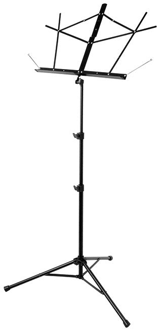OSSM7222BB ONSTAGE MUSIC STAND DELUXE WITH BAG