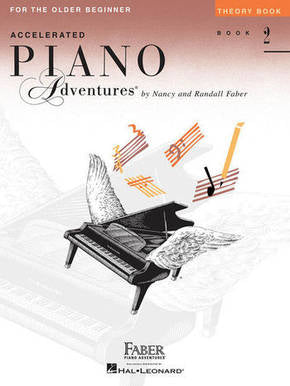 ACCELERATED PIANO ADVENTURES BK 2 THEORY