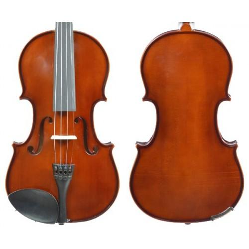 ENRICO STUDENT PLUS 4/4 VIOLIN OUTFIT (INCLUDES SETUP) - Arties Music Online