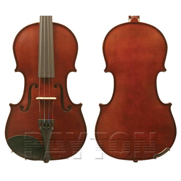 ENRICO STUDENT PLUS 1/2 VIOLIN OUTFIT (INCLUDES SETUP)